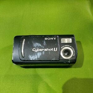 Sony Cyber-Shot U 2MP Camera DSC-U20 (FOR PARTS NOT WORKING)