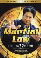 Martial Law: Second Season [New DVD] Boxed Set