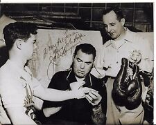Jack Dempsey Signed Photograph