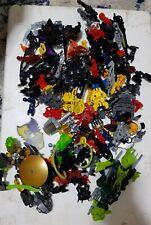 Lego Bionicle mixed pieces bundle