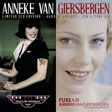 Anneke van Giersbergen - Air and Pure Air [CD]