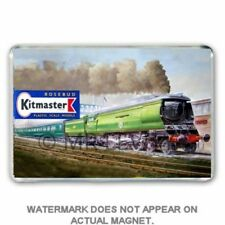 RETRO  KITMASTER BIGGIN HILL KIT BOX ARTWORK JUMBO Fridge / Locker Magnet