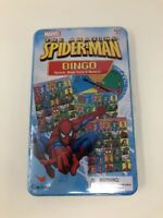 RARE Marvel The Amazing Spider-Man Bingo