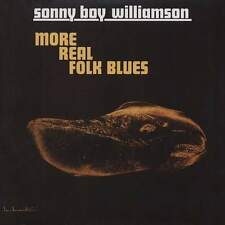 SONNY BOY WILLIAMSON More Real Folk Blues LP New SEALED Blues Muddy Waters