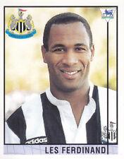 Merlin - Premier League 1995-1996 - Les Ferdinand - Newcastle United - # 150