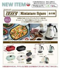 Kenelephant Toffy Miniature Figure Kettle Multi Functional Plate Vol.6 Full set