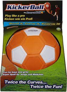 Swerve Ball KickerBall Football - Orange