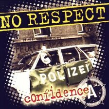 No Respect - Confidence CD Ska/Punk
