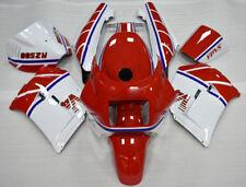 Fairing Set Plastic Kit Cowl Body Fit For Yamaha RZV500 RZV500R RD500 1985 R-W-B
