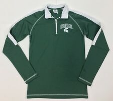 MSU Spartans Athletic Small Pullover Sweat Wicking Michigan State Sweatshirt