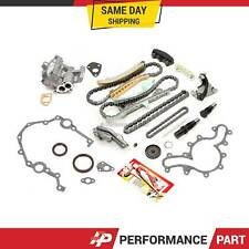 Ford Mazda Mercury 4.0 SOHC Timing Chain Kit w/o Gears Oil Pump Cover Gasket
