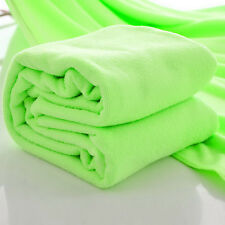 Microfiber Travel Towel 70x140cm Absorbent Fiber Beach Drying Washcloth Shower