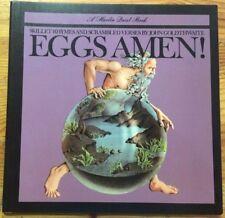 Eggs Amen! (A Harlin Quist Book, paperback, 1973)
