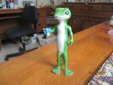 New listing Gecko Lizard Figurine and Bandanna/scarf