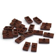 reddish brown Nr.6508 Lego 3070b Einer 20 Fliesen 1x1 in braun Baukästen & Konstruktion LEGO Bau- & Konstruktionsspielzeug