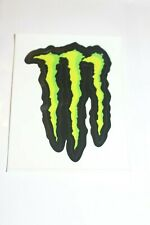 """MONSTER ENERGY Claw Sticker 5.0"""" Big One Limited stock"""
