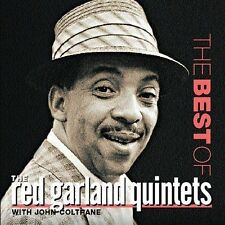 The Best of the Red Garland Quintets with John Coltrane (CD, 2004, Prestige) NEW
