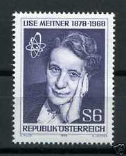AUTRICHE - 1978 timbre 1417, Physicienne Meitner neuf**