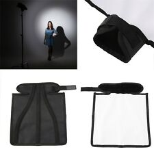 Spotlighting Cloth Flash Diffuser Bender Light Beam Snoot Softbox Tube FE