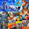 DIY Paint By Number Kit Digital Oil Painting Creative Animal Art Wall Home Decor