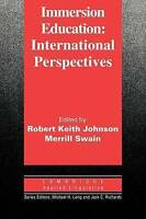 Cambridge Applied Linguistics. Immersion Education: International Perspectives (