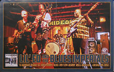 LIL ED & THE BLUES IMPERIALS POSTER (E5)