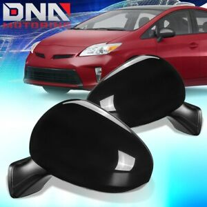 FOR 2010-2015 TOYOTA PRIUS PLUG-IN PAIR OE STYLE POWERED DOOR MIRROR REPLACEMENT