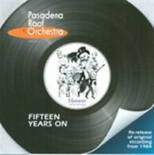 Fifteen Years On, Pasadena Roof Orchestra, Audio CD, New, FREE & FAST Delivery