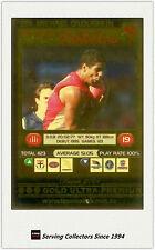 2001 AFL Teamcoach Gold Parallel Card 281 Michael O'Loughlin (Sydney)