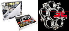 Kit chaine 525 Z3 Pignon 15 Support Couronne 41 DUCATI 1000 Monster S2R 06-08