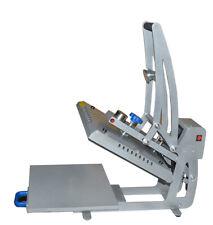 Used 1515 Drawer Design Semi Automatic Heat Press Machine Slide Out 1400w