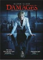 DAMAGES - THE COMPLETE SEASON 1 (BOXSET) (DVD)