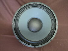 "Altec Lansing CD-912 12"" Duplex No Horn WOOFER LF Speaker 8 ohm 125W 920-8B 414"