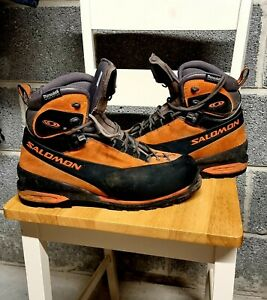 Salomon  Mountaineering or walking boots.