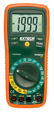 EXTECH Multimeter Digital 8 Function w/Type K Remote Temp Probe CHN EX410-Z