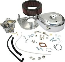 S&S Cycle Shorty Super E Carburetor Kit (No Manifold or Mount) 11-0412