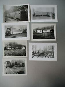 1951 CONNECTICUT COMPANY CONNECTICUT ELECTRIC RAILWAY STREETCAR TROLLEY PHOTOS