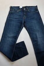 Edwin ED-80 Slim Fit Jeans Da Uomo-Blu KINGSTON risciacquati