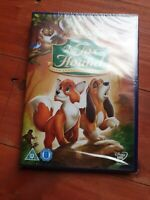 Disney The Fox And The Hound DVD New Sealed 25th Anniversary