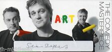 Simon Shepherd Autograph - Signed Flyer - Handsigned and Genuine - AFTAL