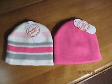 Knit Hats For Baby Girl, Pink, Wonder Nation