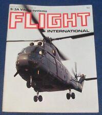 FLIGHT INTERNATIONAL JUNE 22 1972 - S-3A VIKING SYSTEMS