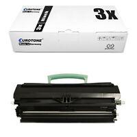 3x ECO Toner XXL für Dell 2330-dn 2330-d 2330-n 2350-dn 2350-d