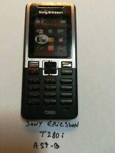 TELEPHONE PORTABLE FACTICE dummy phone N°A57-B : SONY ERICSSON T280i