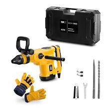 Bohrhammer Set Beton Bohrmaschine Meißelhammer 1.600W 2.300 S Min 330 U Min