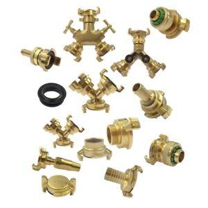 Schnellkupplung Geka-System kompatibel 40mm Klauenkupplung