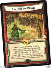 Legend of The Five Rings n° 150/156 - La joie du pillage  (A3489)
