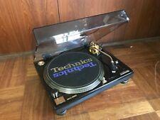 Technics SL-1200 LTD Limited Edition Gold Turntable w/ Box SL-1200MK3D