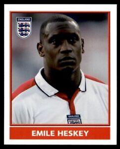 Merlin England 2004 - Emile Heskey England No. 201