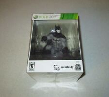Batman: Arkham City Collector's Edition Microsoft XBOX 360 Sealed FREE SHIPPING